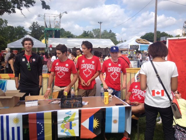 2015 Milton Canada Day Photos